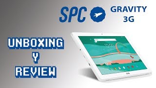 SPC Gravity 3G | Tablet | Review