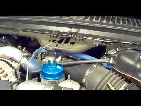 1World Bypass Oil Filter Install