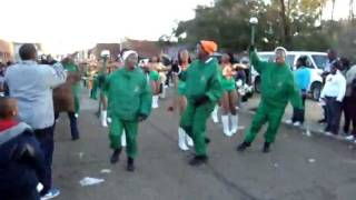 LHS Mighty Marching Rattlers 2010 Mardi Gras - \