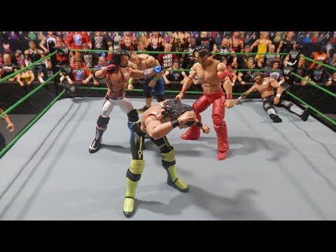 GCW Royal Rumble `18 FULL SHOW | WWE Figures