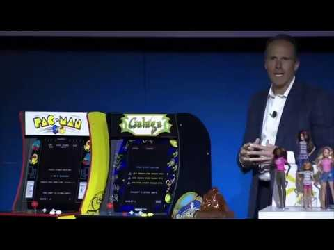 Arcade 1Up Update - Official Announcement Pac-Man Walmart Exclusive