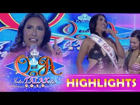 It's Showtime Miss Q & A: Angel Madrigal Is Beks In Chukchak Of The Day