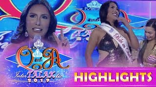 It's Showtime Miss Q and A: Angel Madrigal is Beks In Chukchak of the day