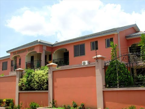 2&3 Bedroom Apartment In West Legon-Ghana