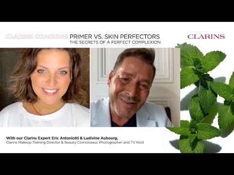 Primer vs Skin Perfectors – the secrets of a perfect complexion | Clarins