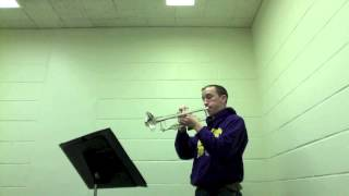 Wind Ensemble Playing Test