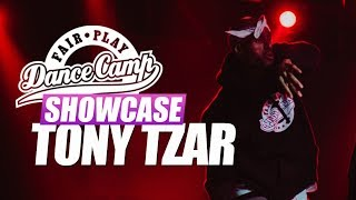 Tony Tzar | Fair Play Dance Camp SHOWCASE 2018