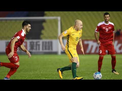 Syria vs Australia World Cup 2018 qualifying play off  full time – live!