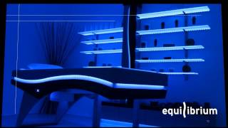 Equilibrium: Iso Benessere water massage bed