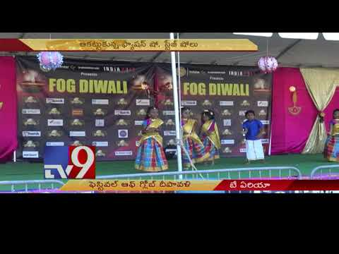'Festival of Globe' Diwali in Bay Area || USA - TV9
