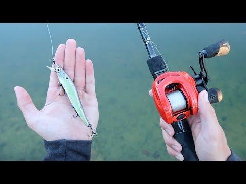 Catch 10x MORE Fish Using A Jerkbait (Bass Fishing Tips)
