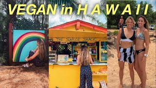 VEGAN IN HAWAII: surf session + what i eat