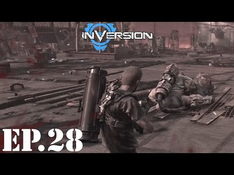 Inversion Let's Play | Part 28 | Slave Driver from Hell