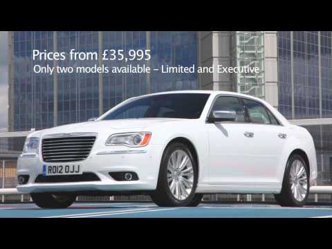 All-New Chrysler 300C 2013 UK Prices and Specifications announced