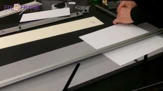 How to Cut Mat Boards with Logan Artist Elite Mat Cutter
