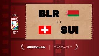Highlights: BELARUS vs SWITZERLAND | 2021 #IIHFWorlds