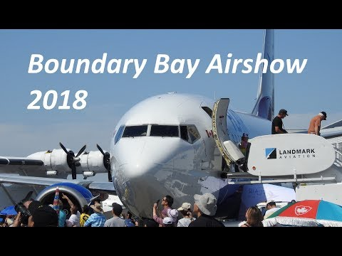 An Amazing Day at Boundary Bay 2018
