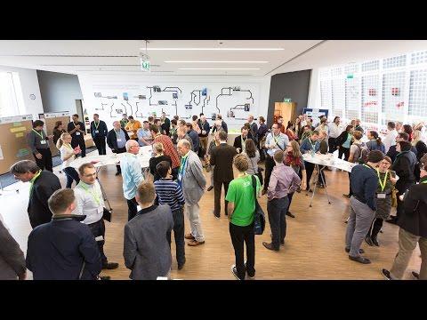 Impressionen vom Barcamp Renewables 2016