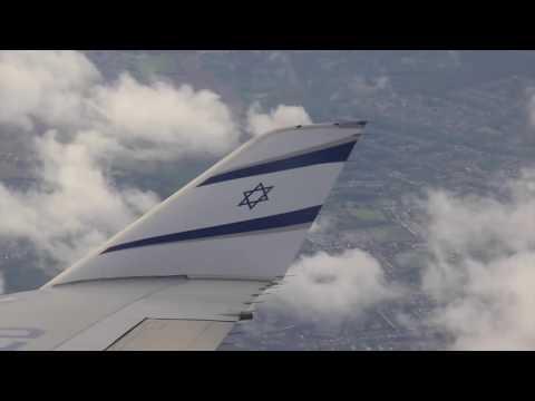 TRIP REPORT   EL AL BOEING 747-400   Tel Aviv to London Heathrow   FULL FLIGHT
