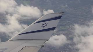 TRIP REPORT | EL AL BOEING 747-400 | Tel Aviv to London Heathrow | FULL FLIGHT