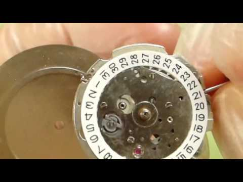 Attaching The Dial To The Movement 7