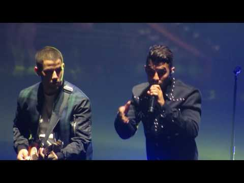 "Joe Jonas -- ""Cake By The Ocean"" with Nick Jonas"