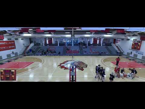 Rend Lake CC vs. John Wood Community College Womens' Volleyball