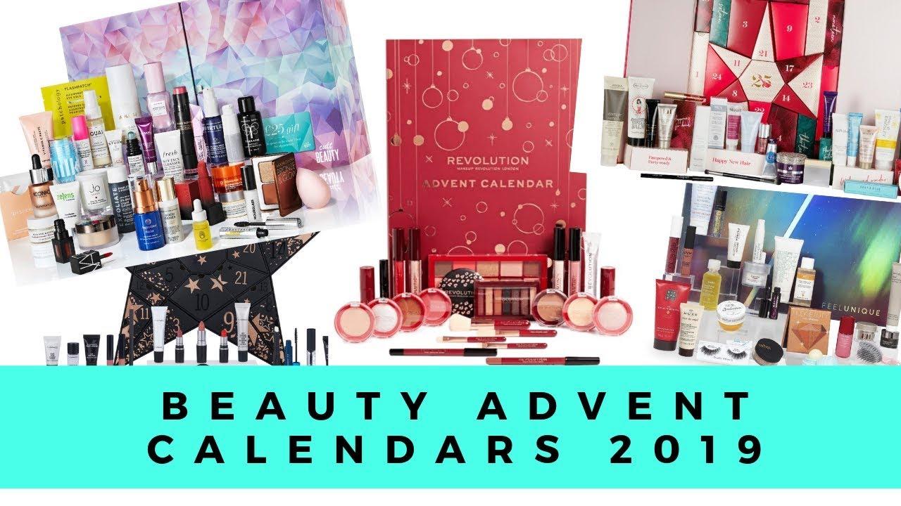 Calendrier Feelunique.Beauty Advent Calendars 2019 Part 3 Cult Beauty Feelunique Mac More