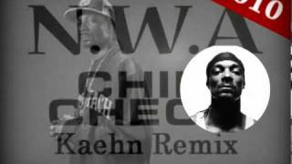 N.W.A feat. Tupac, Snoop Dogg & Dr. Dre - Chin Check (Kaehn remix 2010)