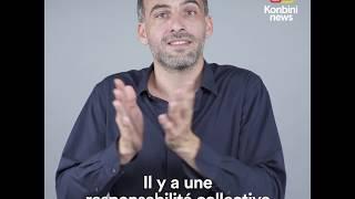 """Raphaël Glucksmann nous parle de son livre """"Les enfants du vide"""""""