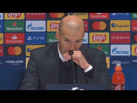РЕАКЦИЯ ЗИДАНА на ПОРАЖЕНИЕ ШАХТЕРУ | Шахтер 2:0 Реал Мадрид