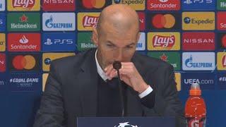 РЕАКЦИЯ ЗИДАНА на ПОРАЖЕНИЕ ШАХТЕРУ Шахтер 2 0 Реал Мадрид