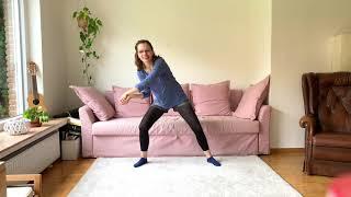 Es tanzt ein Bi-Ba-Butzemann - Erläuterung zum Tanzen