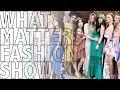 What Matters Fashion Show