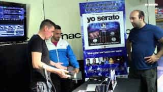 Presentación y masterclass Yo Serato en FNAC Alicante