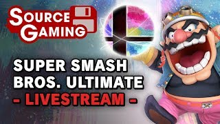 Smash Bros. Ultimate Launch Livestream (Japan Time)