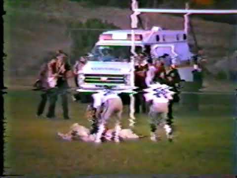 1983 JV Football Argonaut High School