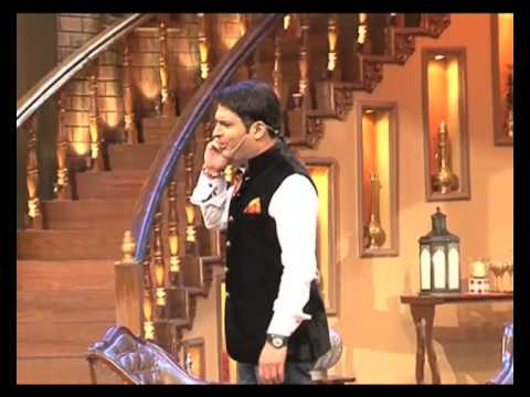Comedian Kapil Sharma interview-Launch upcoming Comedy show on Colors TV-Comedy Nights