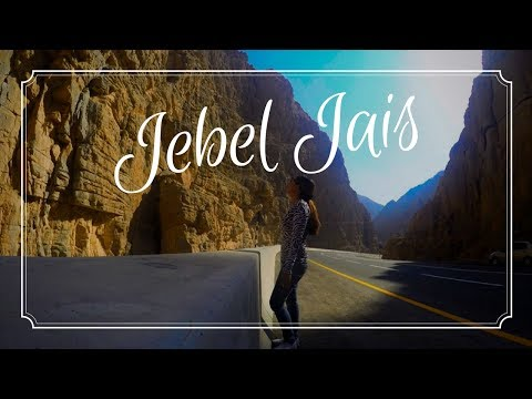 Travel Vlog#31 Jebel Jai's Tallest Mountain in United Arab Emirates