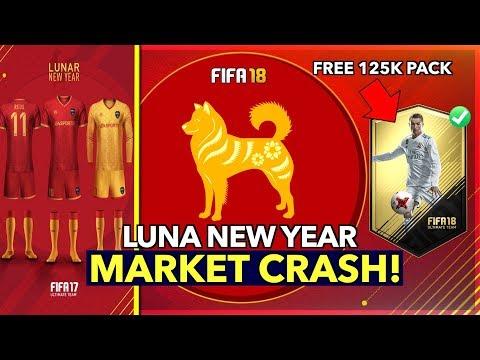 FIFA 18: LUNAR NEW YEAR MARKET CRASH! 125K PACK KOSTENLOS😱🔥