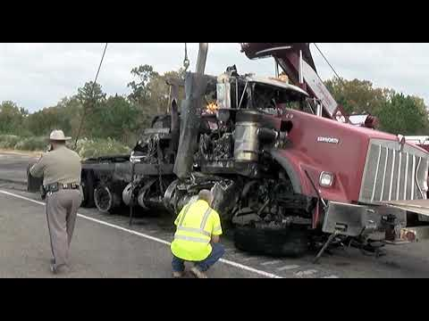 112818 CLEVELAND LOOP 105 FATAL CRASH
