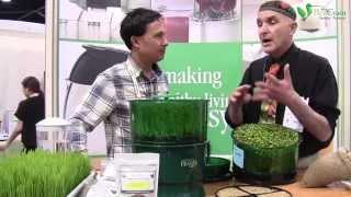 Проращиватель Tribest Freshlife 3000. Как выращивать семена правильно