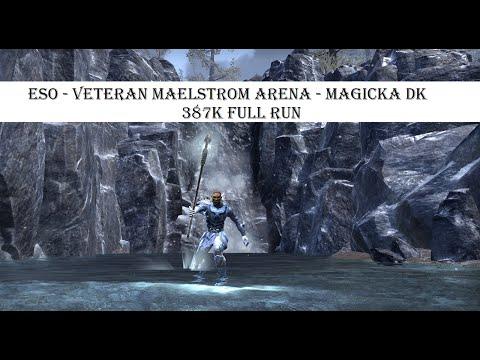 Vet Maelstrom Arena - Magicka DK - Full Run