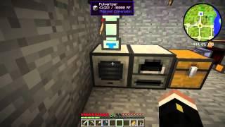 Minecraft GalvasPack Ep4 - Automatizando o Pulverizer e a Redstone Furnace e XP Líquido!