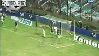 Independiente 0 vs Colon 1 Clausura 2009 Bichi Fuertes FUTBOL RETRO TV