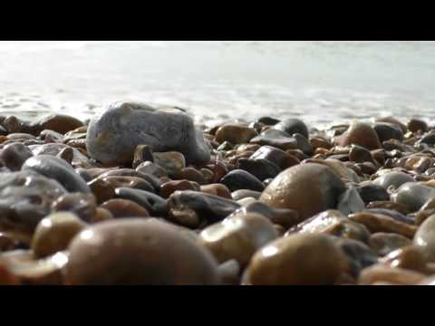 Smart Pebbles Being Used To Monitor Flood Defence On A Hayling Island Beach