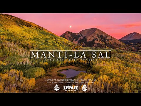 MANTI-LA SAL National Forest 8K