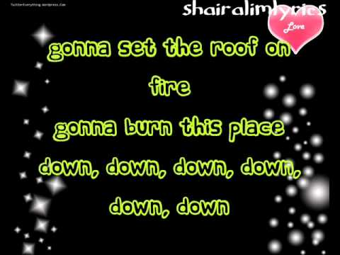 Christina Grimmie & Alex Goot - DJ Got Us Fallin' In Love Lyrics