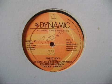 Sweet Soca - Byron Lee & The Dragonaires