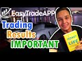 Easy Trade App - Trading Live Results (IMPORTANT NEWS) 💰